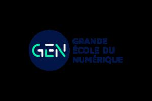 Grande Ecole du Numérique - Partenaire financeur de Code.bzh