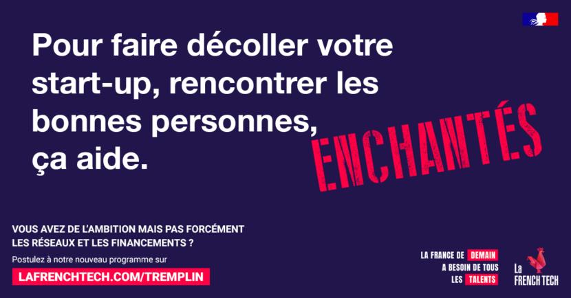 French Tech Tremplin pour les startup
